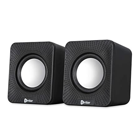 Enter Groove USB Mini Speaker  2.0 - BROOT COMPUSOFT LLP