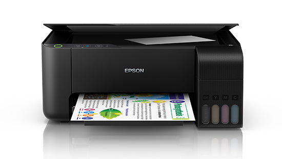 Epson Multifunction Colour Eco Tank Ink Tank Printer L3150 Printer Scan Copy WiFi - BROOT COMPUSOFT LLP