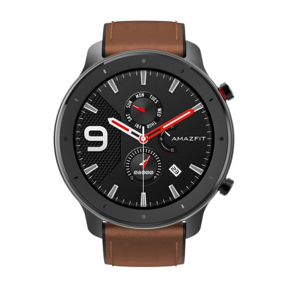 Amazfit Smart Watch GTR 47MM - BROOT COMPUSOFT LLP