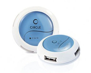 Circle Usb Hub 4.2 4 Port Rootz - BROOT COMPUSOFT LLP