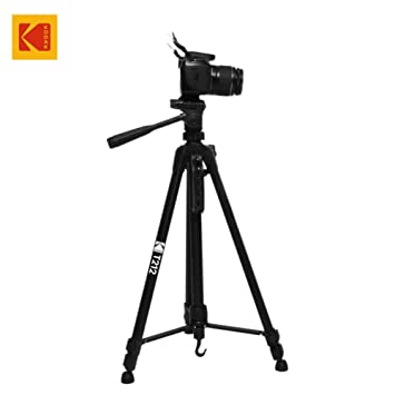 Kodak Tripod T210 150cm Three Way Pan Movement For Camera Includes Mobile Attachment - BROOT COMPUSOFT LLP