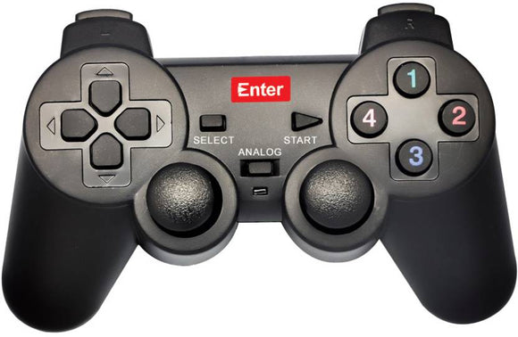 Enter Wired gamepad with Vibration