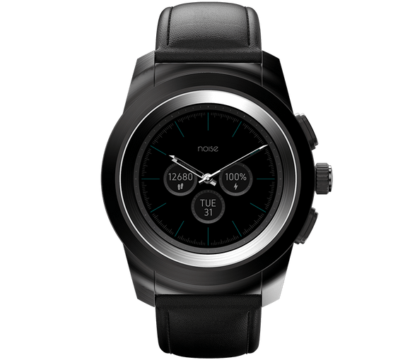 Noise NoiseFit Fusion Hybrid Smart 44mm dial - BROOT COMPUSOFT LLP