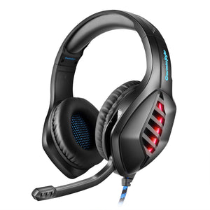 Cosmic Byte GS430 Wired Gaming Headphone With Mic And LED - BROOT COMPUSOFT LLP