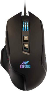 Ant Esports Wired Gaming Mouse GM300 RGB with Optical Sensor