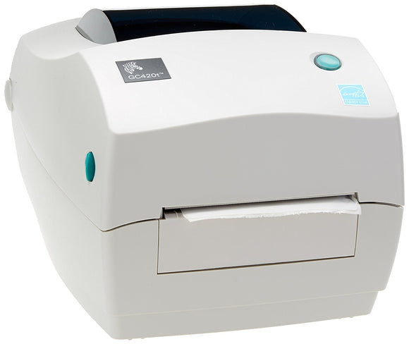 ZEBRA BARCODE PRINTER GC420T - BROOT COMPUSOFT LLP