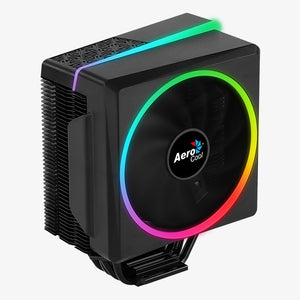 Aerocool CPU FAN RGB AIR COOLER  CYLON4 - BROOT COMPUSOFT LLP