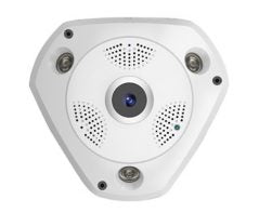 Secureye Fisheye 3MP Network WIFI CAMERA  S-VR60