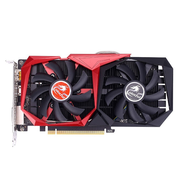 Colorful GTX 1050TI 4GB DDR5 4G V  GEFORCE® GTX 1050 TI 4G-V