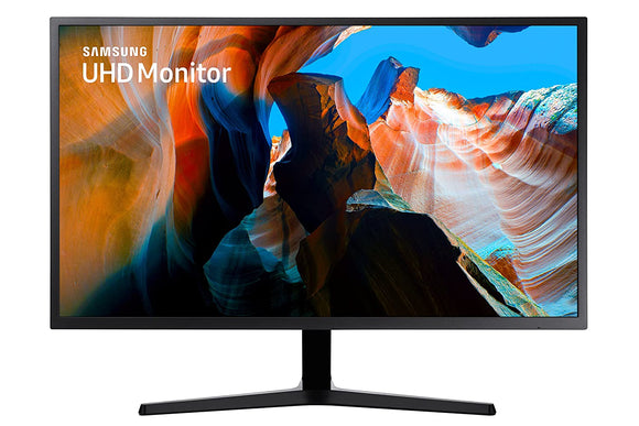 Samsung  Monitor 32J590U 4k 32-inch with 178 Degree Viewing Angle