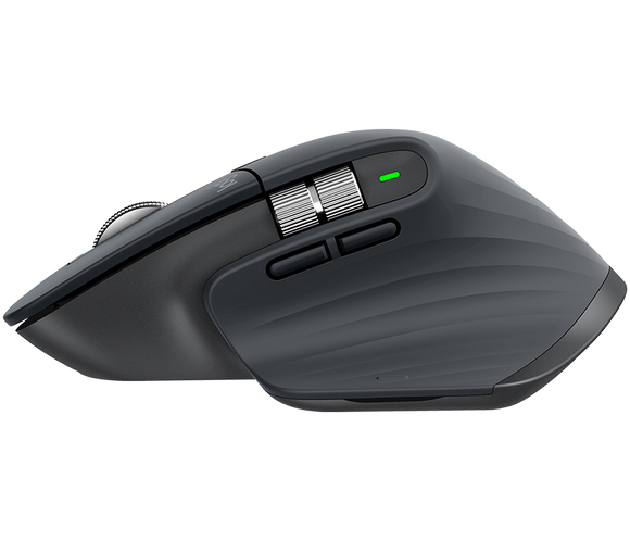 Logitech MX Master 3 Wireless Mouse - BROOT COMPUSOFT LLP