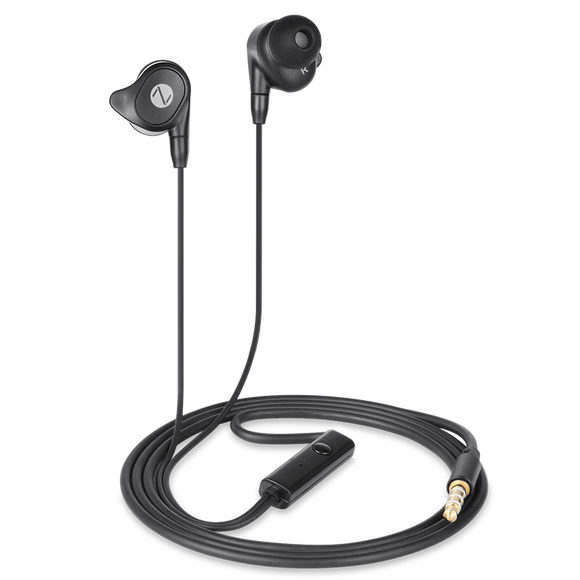 Zoook Wired Earphone With Mic   PANACHE