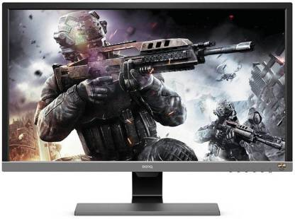 BenQ EL2870U 27.9 inch 4K HDR,1ms Response Time Console Gaming Monitor with Free Sync, Brightness Intelligence Plus, HDMI, DP, Built-in Speakers
