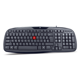 Iball Wired Keyboard Mouse Wintop - BROOT COMPUSOFT LLP