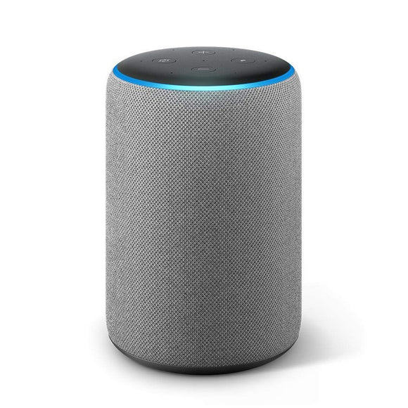 Amazon Echo Plus 2nd Gen Premium Sound with a Built-in Smart Home Hub