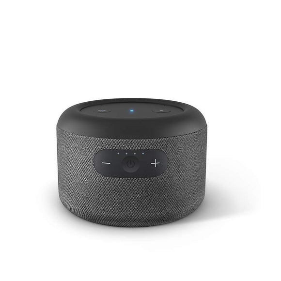 Amazon Echo Input Portable Smart Speaker Edition - Carry Echo anywhere in your home