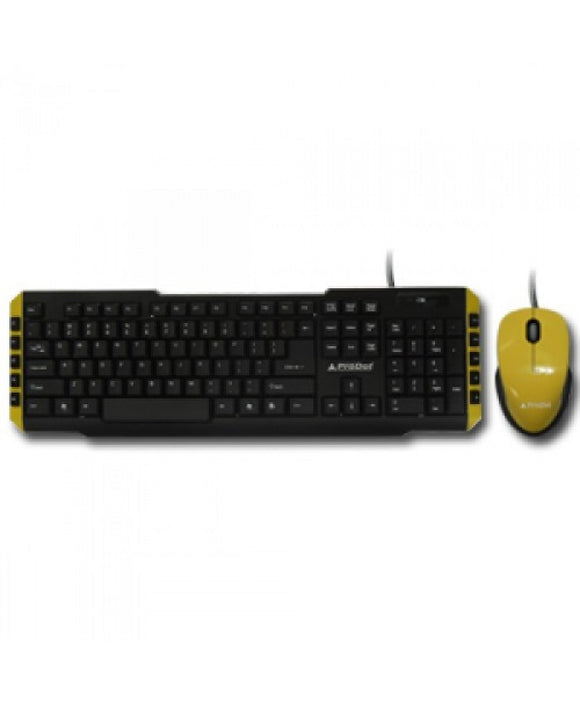 ProDot   Wired Keyboard and Mouse Combo TRC-107-273