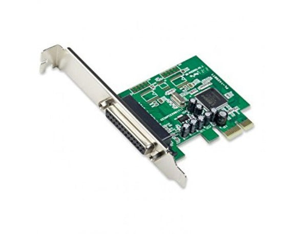 Multybyte  PCI X1 TO PARELLAL  MMPL-PCIE 04