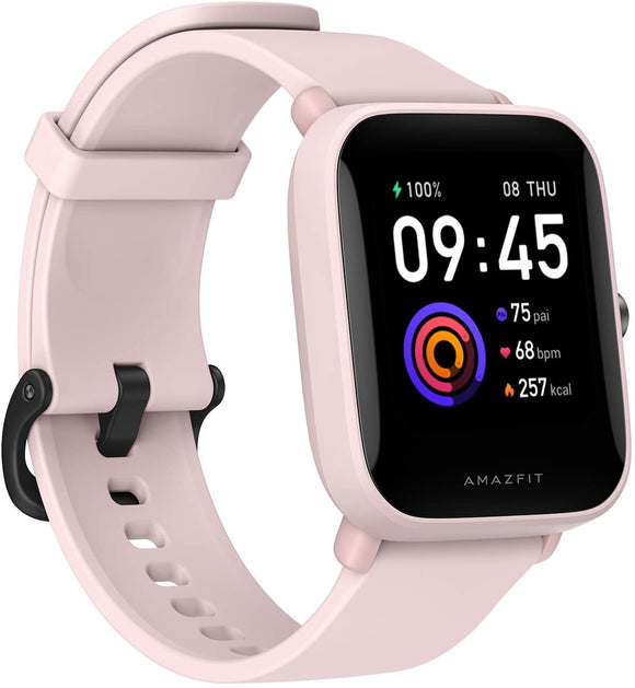 Amazfit BIP U Smartwatch with blood oxygen Saturation