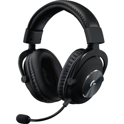 Logitech G Pro Wired Gaming Headphone, Lightweight with Pro-G Audio Drivers (for PC, PS4, Switch, Xbox One, VR)