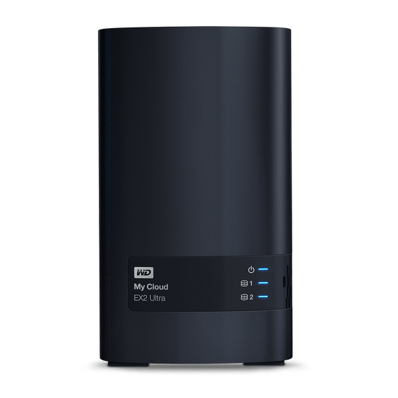 WD My Cloud EX2 Ultra 4 TB Wired External Hard Disk Drive - BROOT COMPUSOFT LLP