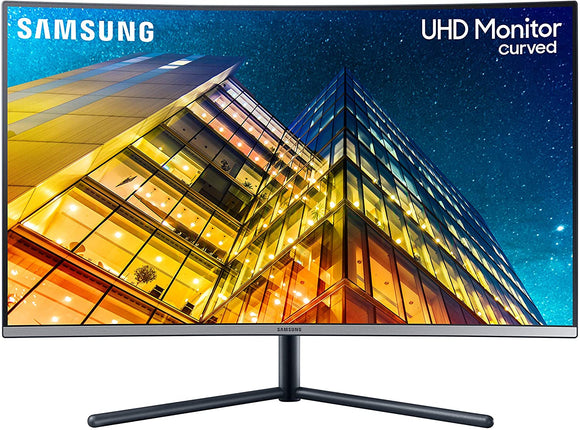Samsung 32R590 32-Inch UHD 4K Curved Gaming Monitor