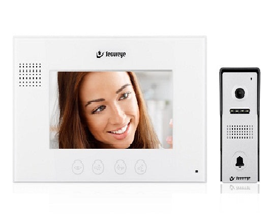 Secureye Video Door Phone With 7 LCD Screen With Memory  S-VDP20M