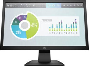 HP LED Monitor 19.5 inch  P204V