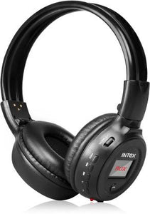 Intex Wireless Bluetooth Headphone Jogger B