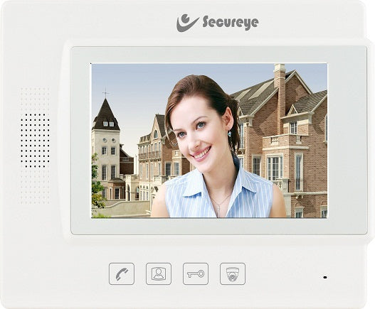 Secureye Video Door Phone With 7 LCD Screen   S-VDP8