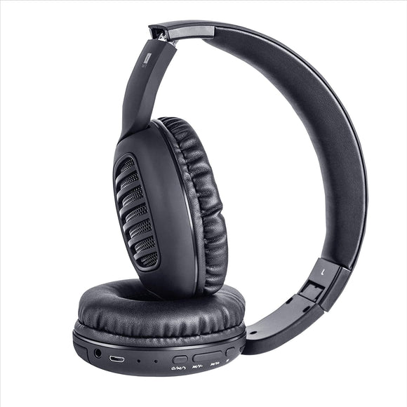 Iball Wireless Bluetooth Headphone with Alexa Enabled Decibel