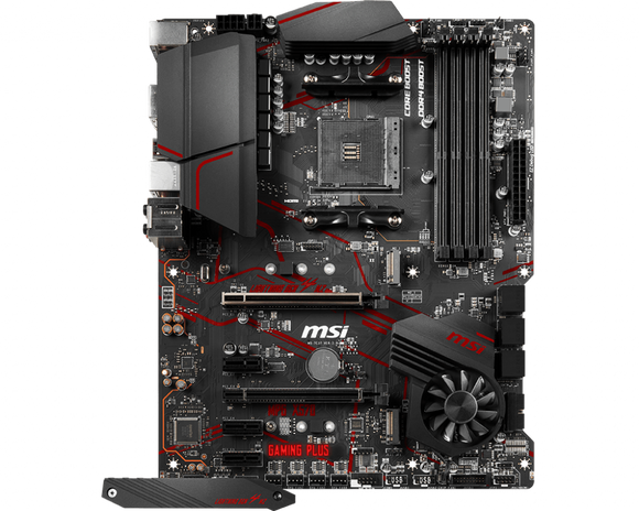 Msi Motherboard   MPG X570 GAMING PLUS