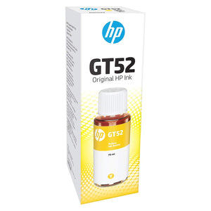 Hp ink GT52 Yellow - BROOT COMPUSOFT LLP