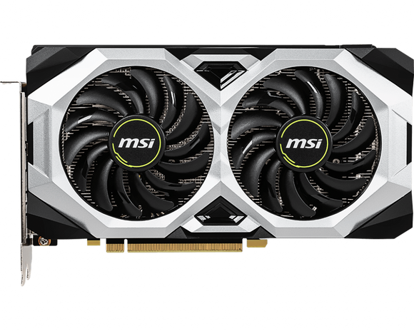 Msi Geforce Super Ventus OC 8GB GDDR6 RTX 2060 Graphic Card