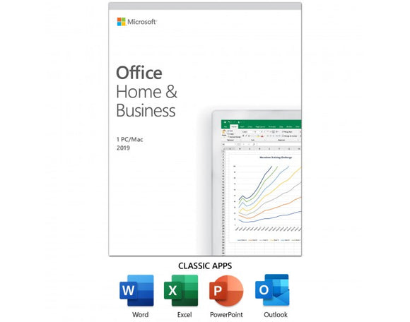 Microsoft Office Home & Business 2019 MOHB2019