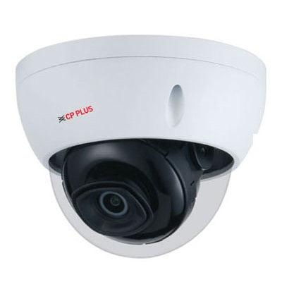 CP Plus 2MP WDR IP Vandal Dome Camera Metal CP-UNC-VB21L3-MDS