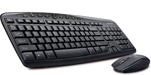 Intex Wireless Keyboard and Mouse Combo Grace Duo - BROOT COMPUSOFT LLP