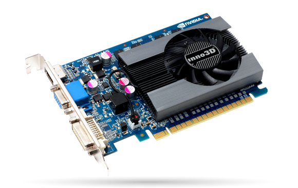 Inno3d  GT 730 4GB SDDR3  Graphic Card   INNO3D GT 730 4GB SDDR3 64BIT