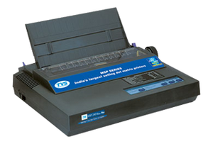 Tvs Printer Msp240 Classic Plus - BROOT COMPUSOFT LLP