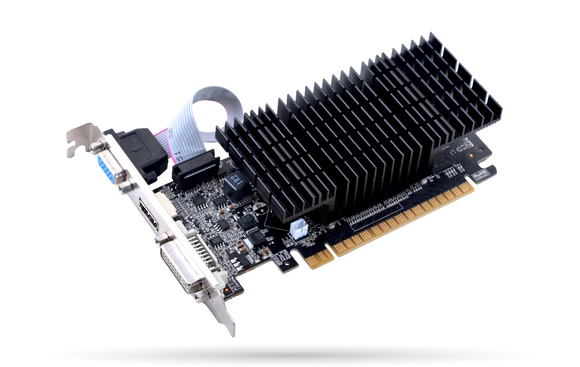 Inno3d GF 210 1GB DDR3 Graphic Card  N21A-5SDV-D3BX