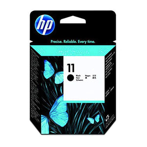 HP Ink Cartridge 11 Black - BROOT COMPUSOFT LLP