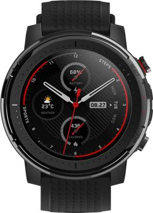 Amazfit Smart Watch Stratos 3 - BROOT COMPUSOFT LLP