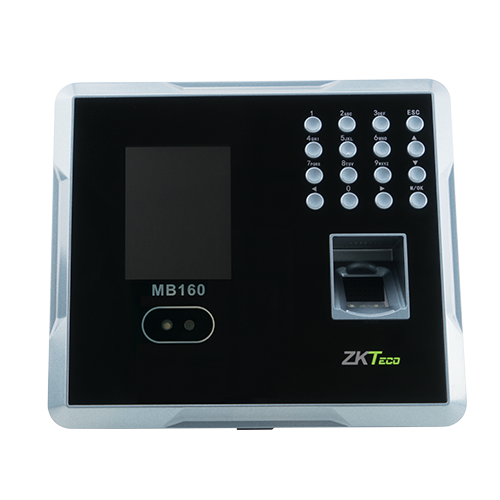 Secuzaa MB160   Face Recognition Attendance System