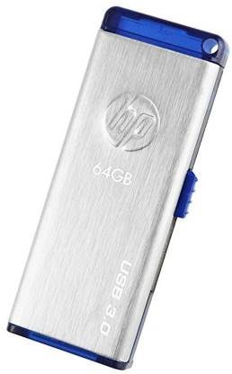 Hp Pen Drive 64 GB  3.0  X730W