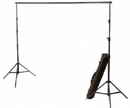 Photography Backdrop Stand Kit Background Support System Kit Portable AND foldable With Bag Tripod Kit