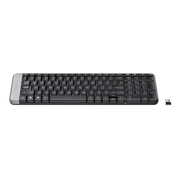 Logitech Wireless Keyboard K230 - BROOT COMPUSOFT LLP