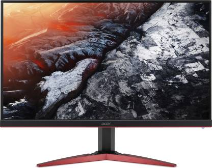 Acer gaming monitor 27 inch KG271 FHD, 1 MS, 144 hp - BROOT COMPUSOFT LLP