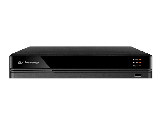 Secureye DVR 8CH 2MP FALCON  S-XVR-2