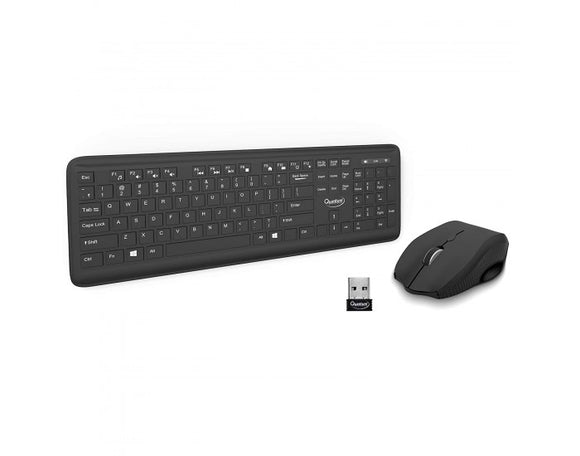 Quantum Wireless  Keyboard And Mouse Combo QHM9700