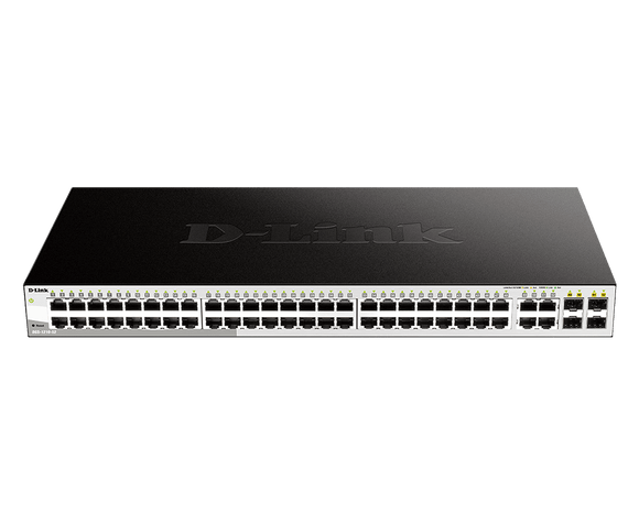Dlink 48 port managed switch DGS-1210-52